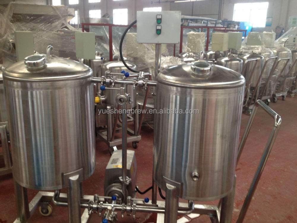 5bbl 7 Bbl Used Beer Brewing Brewery Equipment For Beer