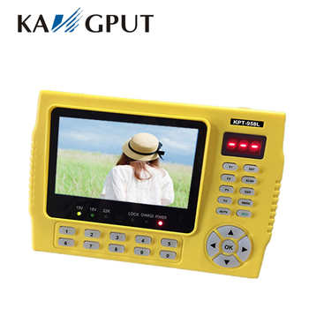 Best selling 4.3inch handheld HD KPT-958L digital satellitel finder