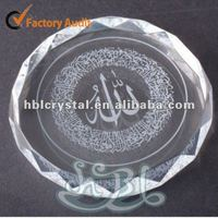 Popular crystal paperweight