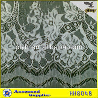 nylon water soluble lace for dress