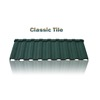 15 optional colors Al-Zn coated steel flexible metal roofing prices, gi metal roof sheet price
