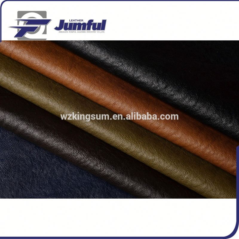 Popular Model Color Change Pu Leather