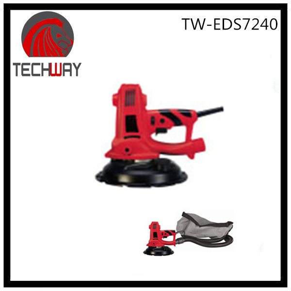 180mm electric sander , wall sanding machine (TW-EDS7240)