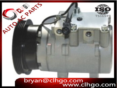 SH15 PV4 129mm Air Conditioning Compressor for K IA RIO