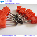 Tungsten Carbide Rotary Burrs For Wood Working Tools