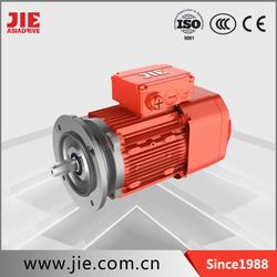 series three phase ac motor