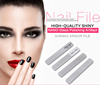 High-tech NANO material glass nail file wholesale