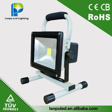 High Quality Rechargeable Outdoor Long-distance LED Flood Light