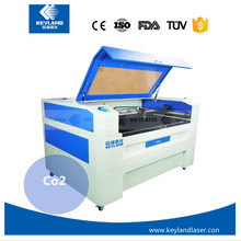 Low Cost Plastic Laser Cutting Machine for Plastic Sheet