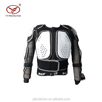 Motorbike Jacket Armor Motorcycle Gear Motocross Racing Clothing