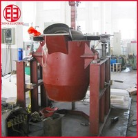 Laboratory Mini DC Electric Arc Smelting Furnace