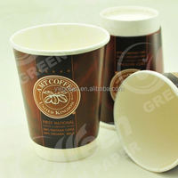 printed disposable paper cup/wholesale disposable plates/japanese tea cup saucer