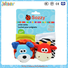 Jollybaby Baby Soft Sock Foot Finder set for Toy