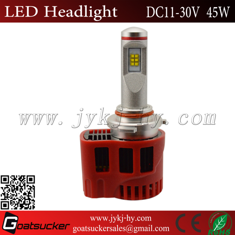 HB3 45W All in one design unversal for cars led volvo truck headlight