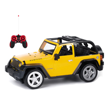 1 12 model car children remote control jeep toys with light and music
