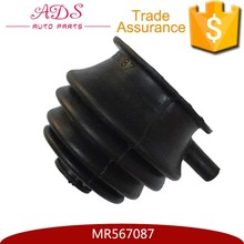 Stock Rubber Transfer Gearshift Lever Cap for Mitsubishi Pajero OEM:MR567087