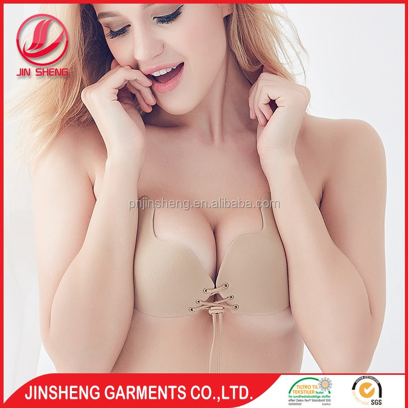 New Arrival Hot sexy girl photo with push up bra, big size