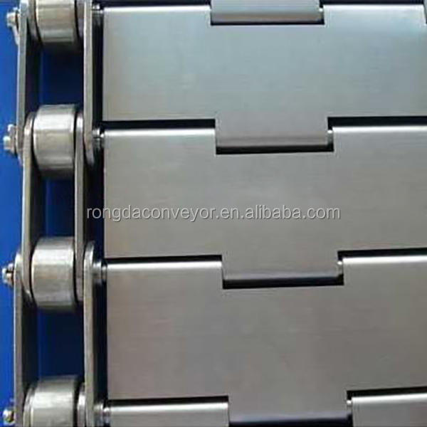 metal conveyor chain drive belt plate / belt conveyor plate