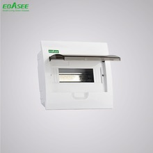 4-36 ways ABS/PC cover fiber electrical distribution box