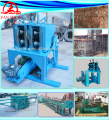 continuous casting machine for brass bar copper rod