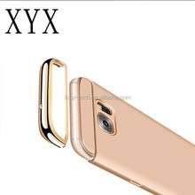 3 in 1 screen protector TPU cell phone case for iphone 6 mobile phone case for iphone 6