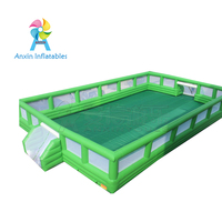 Wholesale price inflatable football pitch/ inflatable soccer arena for sale