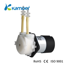 Kamoer 12v dc motor micro self priming medical peristaltic pump head water motor pump price
