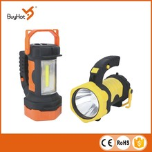 Factory Supply Bright Light Outdooor LED Camping Lantern with Adjustable Handle