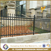 Guangdong golon cheap assembled privacy fence, metal decorative garden fence designs with BV, SGS,TUV certificate