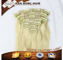 claw clip in ponytail human hair extension 100% human hair