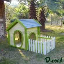 Promotional Price Custom Fitted Wooden Aluminum Dog Kennel Run