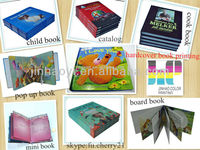 wholesale hot sale coloring photo book printing voice recordable photo book