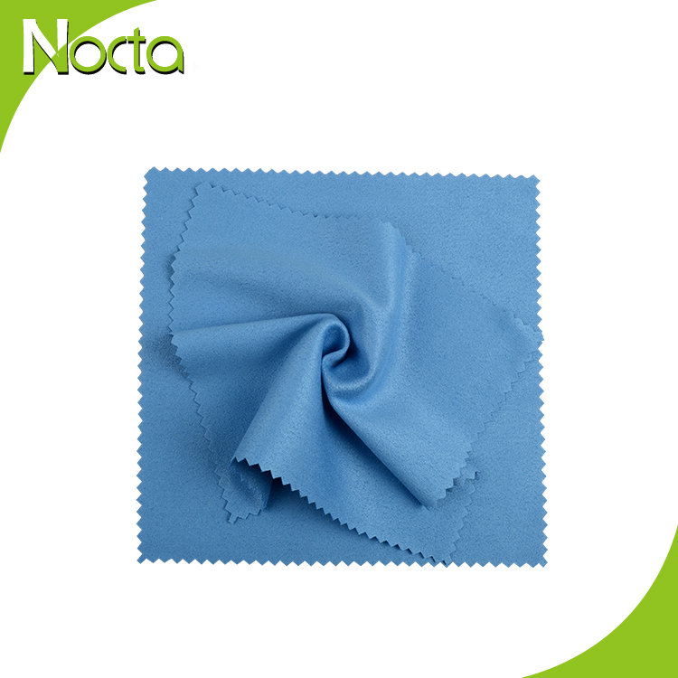 OEM microfiber dust cleaning cloth for jewelry