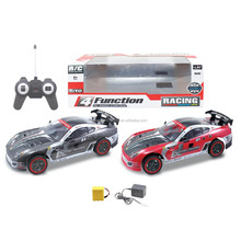 1:10 4CH Electric Remote Control Racing High Speed Car Hot RC Model Toy