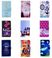 Fashion Cross Pattern Wallet Style Magnetic Flip Stand TPU+PU Leather Case for Samsung Galaxy Note 4 N910