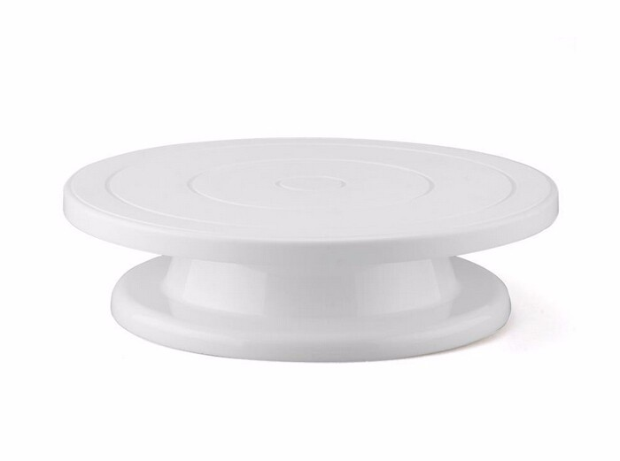 Revolving Cake Decorating Stand, Cake Turntable