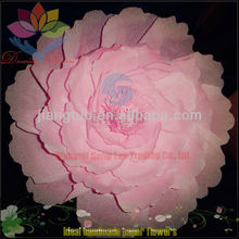 2013 beautiful paper flower decorative chain