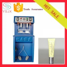 Date prnting function manual cosmetic tube sealer