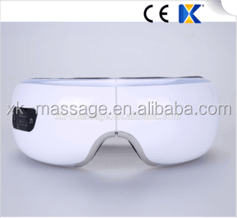 New Eye Instrument Head Mounted Eye Care Massager With Heat Compression & Built in Music