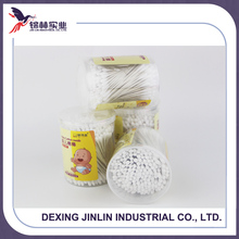 China manufacturer baby use paper stick cotton bubs with high quality