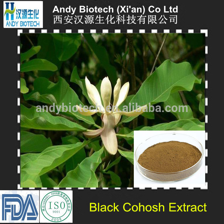 Factory Supply black cohosh powder