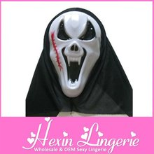 2012 New Wholesale Cheap Latex Halloween Mask