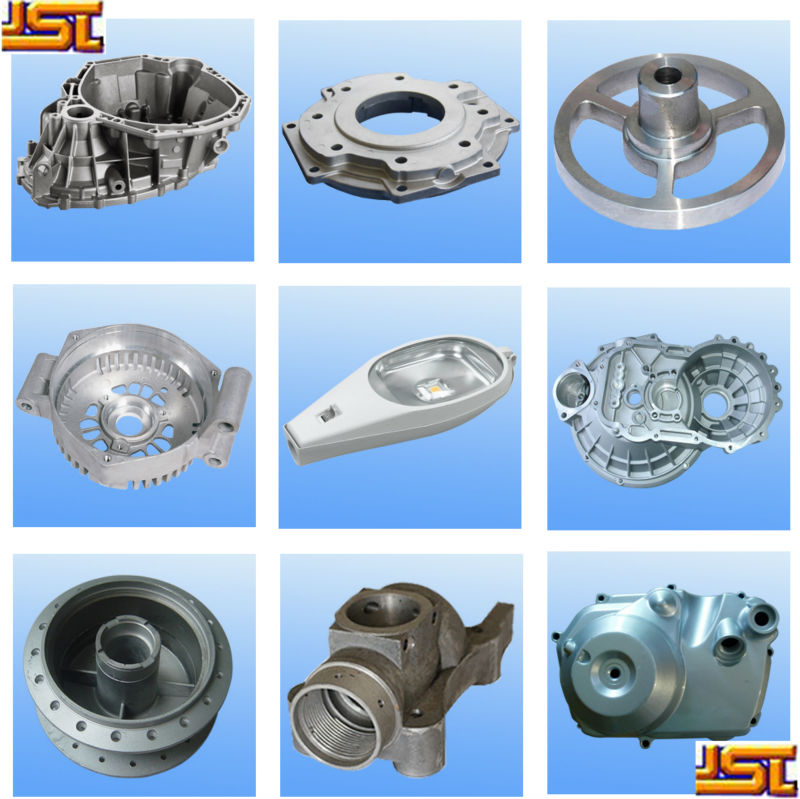Die casting chassis shell