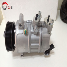 Auto ac compressor PXE14 for VW PASSAT 2.0 TDI 05 09 5N0820803 5N0820803C