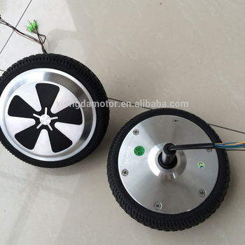 New design 6.5 inch electric smart scooter motor 24/36/48V