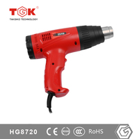 Power Heat Tools Gun for Restore Faded Car Plastic