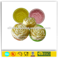 Food Standard kitchen silicone baking cake mold