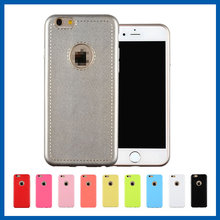 C&T Luxury High Quality PU Leather Phone Back Cover for iPhone 6