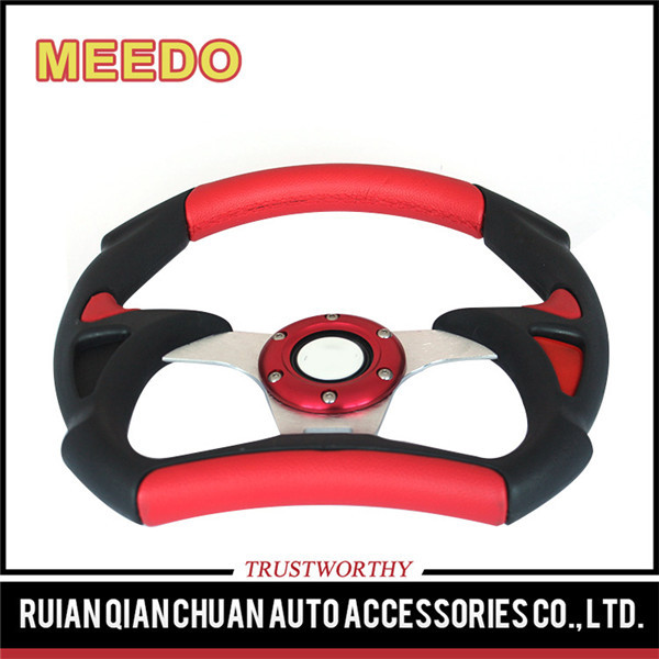 Low price guaranteed quality truck steering wheel