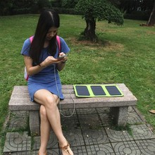 Sunpower Solar Panel Mobile Phone Charging Portable Foldable with Small Size